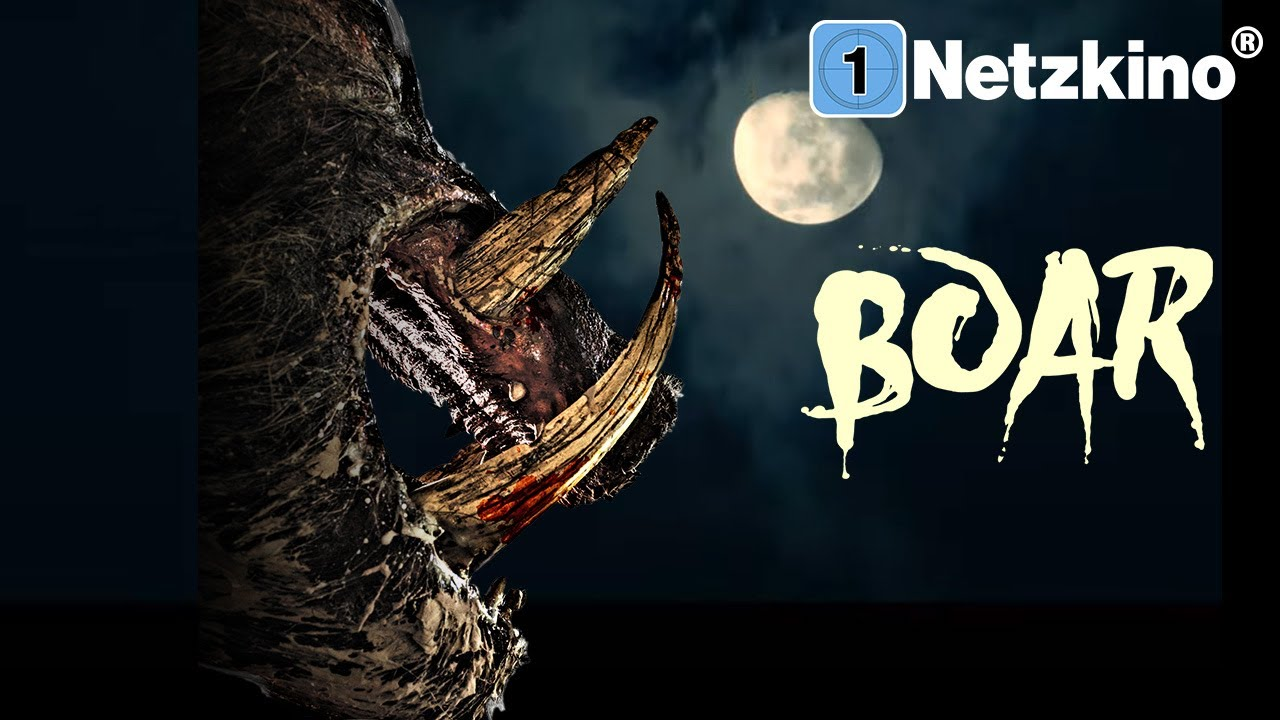 Boar (HORROR THRILLER ganzer Film Deutsch | Horrorfilme in voller Länge auf Deutsch anschauen | 4K)