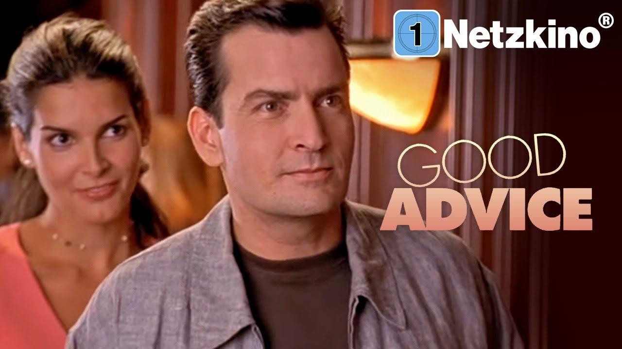 Good Advice – Guter Rat ist teuer (Komödie mit CHARLIE SHEEN auf Deutsch, Spielfilm in voller Länge)