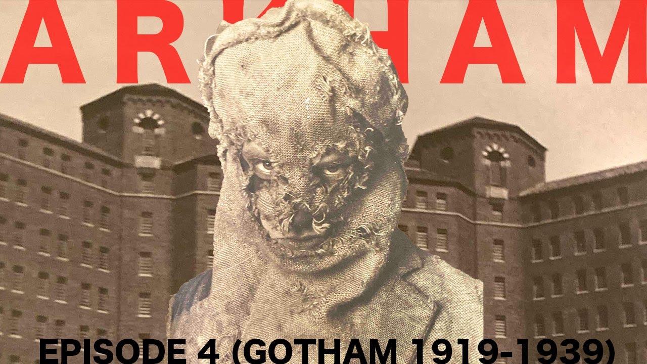 ARKHAM // a GOTHAM 1919-1939 documentary