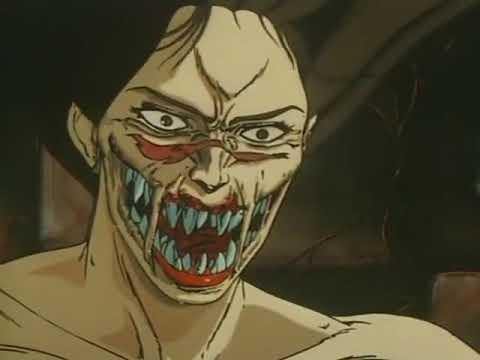 "Urotsukidōji: La Leyenda del Señor del Mal ""1989"" (Bajo Contenido de Pornográfia Anime)"