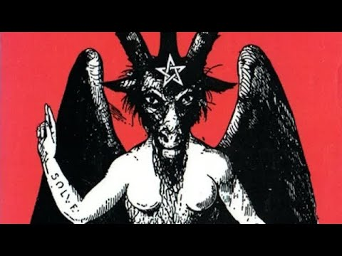 Devil Worship: The Rise of Satanism VHS Tape