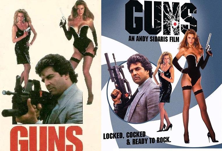 GUNS (Andy Sidaris) Ταινίες Filme (playlist)