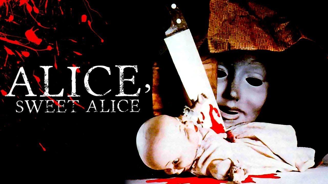 Alice, Sweet Alice (Blutiger Horrorfilm in voller Länge, Slasherfilm auf Deutsch kostenlos)