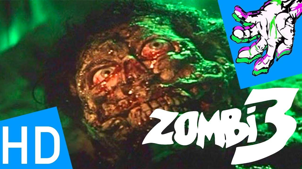 Zombi 3 (1988) -  HD Trailer