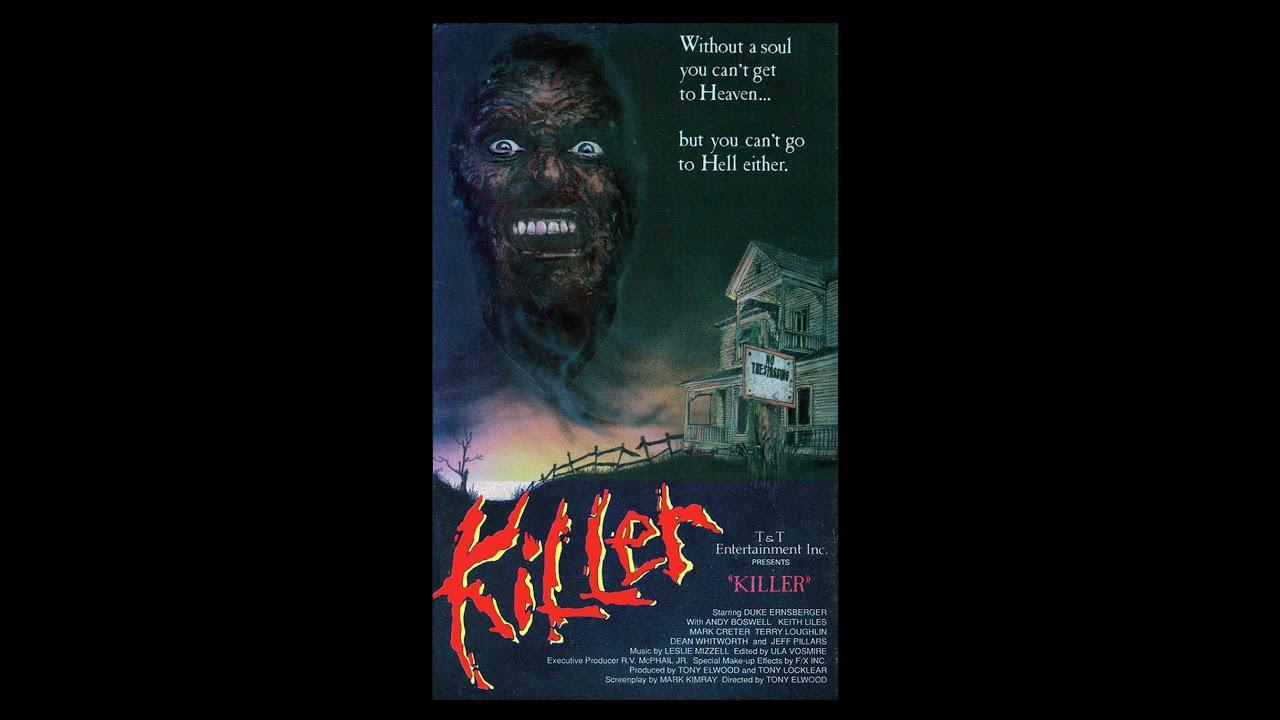 KILLER (1989, full movie) Rare Super 8 HORROR/SLASHER (VHS rip)