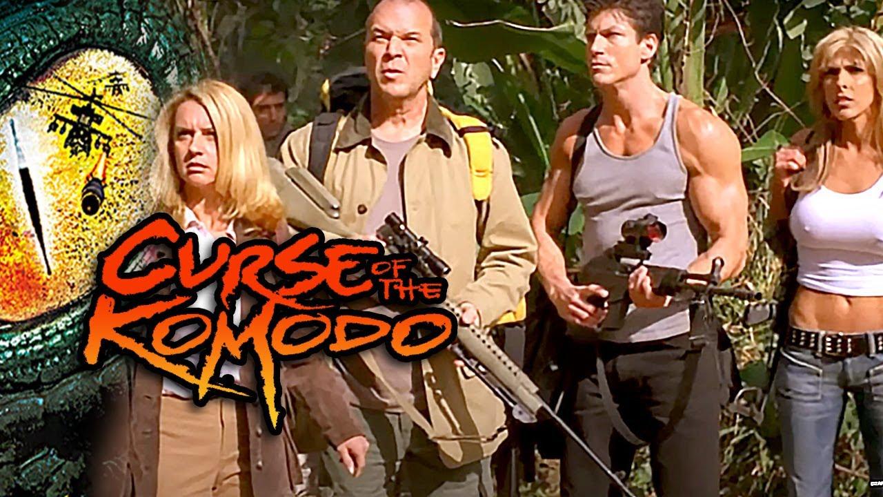 The Curse of the Komodo (Horrorfilm auf Deutsch, Ganze Spielfilme komplett kostenlos anschauen)