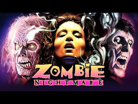 Zombie Nightmare (Horrorklassiker auf Deutsch, Horrorfilm in voller Länge, ganzer Zombie Horrorfilm)