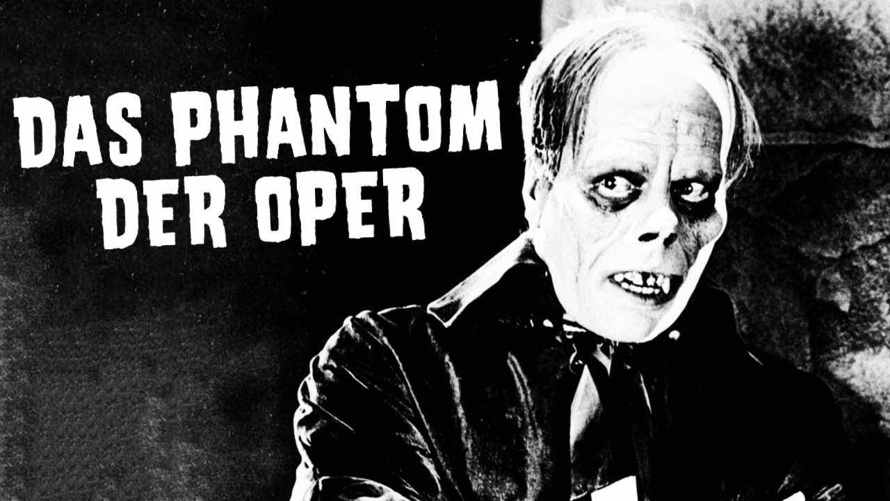 Das Phantom der Oper (ganzer Horror Spielfilm komplett auf deutsch, Theater, Musik Film, Drama)