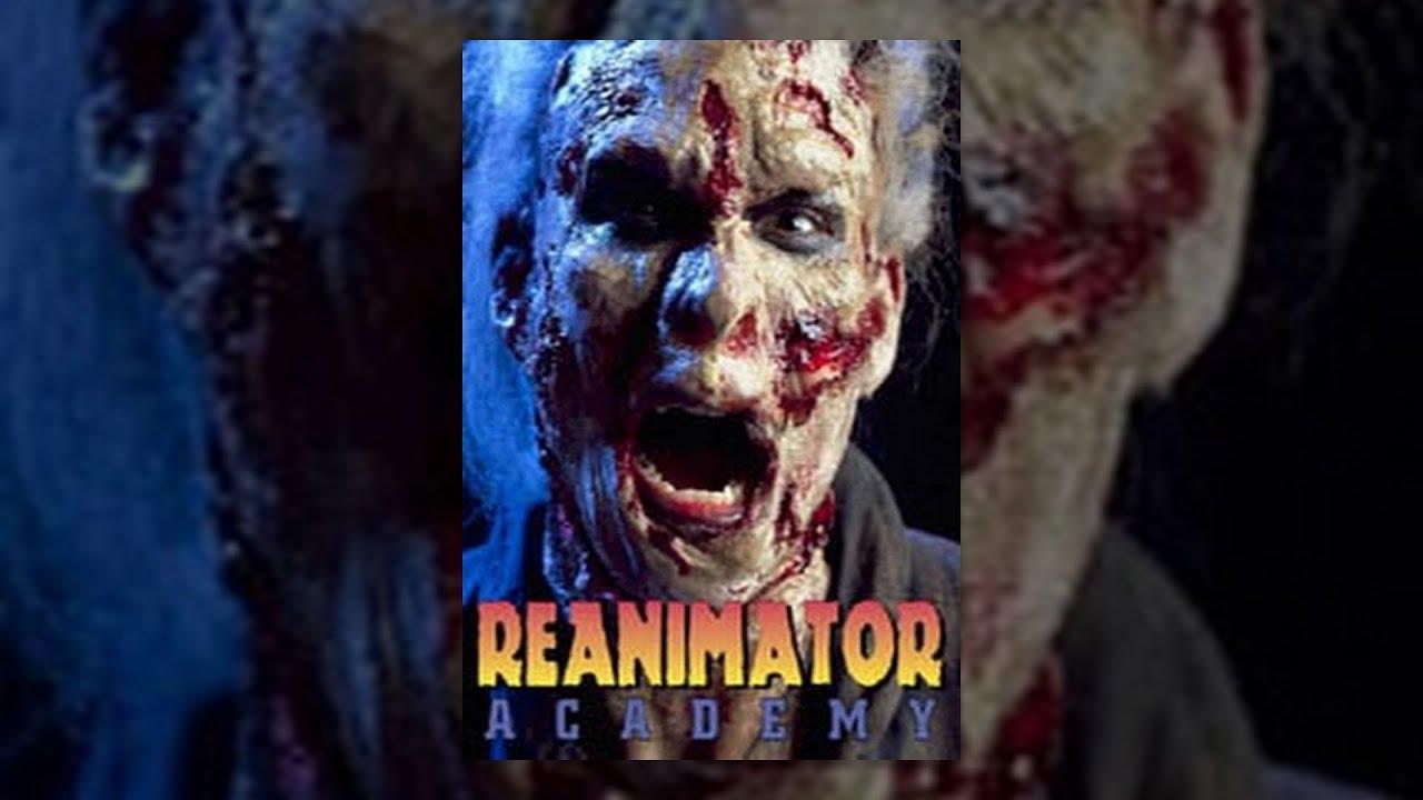 Reanimator Academy -Full Horror Movie