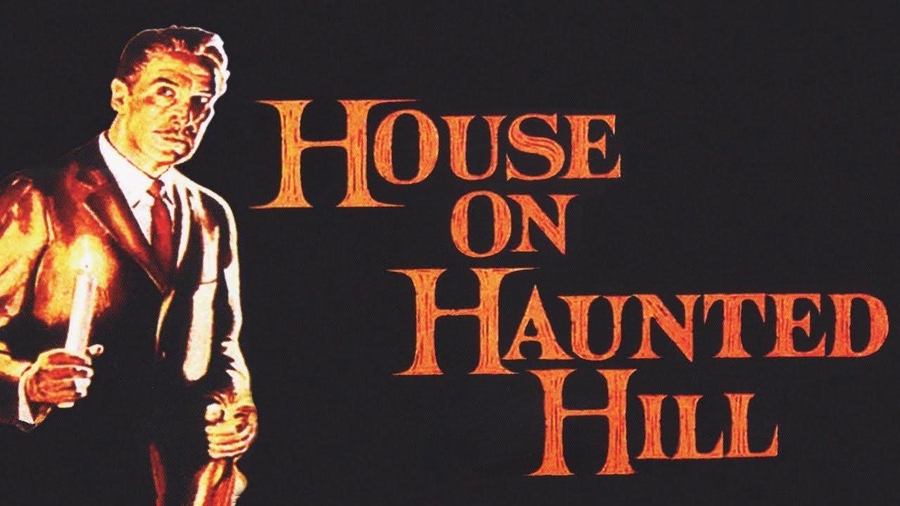 House on Haunted Hill (Horror-Klassiker mit Vincent Price, ganzer Horrorfilm auf deutsch) Spielfilm