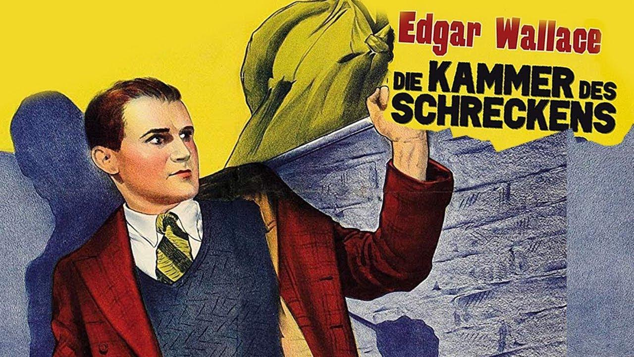 Edgar Wallace: Die Kammer des Schreckens (Horrorfilm, Klassiker, deutsch, kostenlos, ganzer Film)
