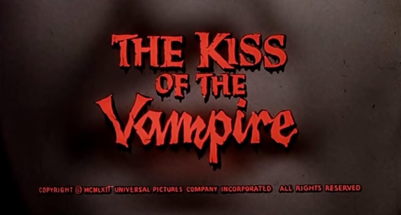 The Kiss of the Vampire - Classic Gothic Vampire Horror Full Movie Film