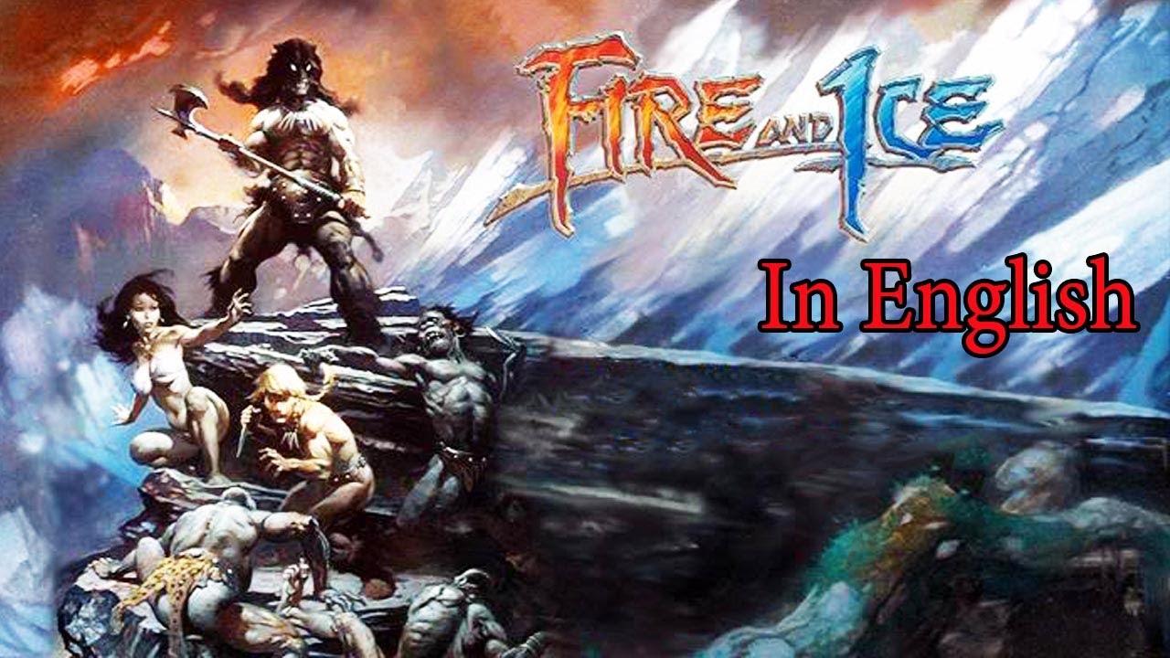 Fire & Ice - Full Version Animated Movie {English}