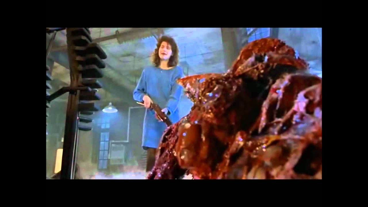 The Fly (1986) - Ending