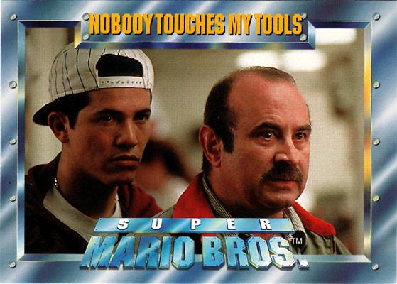 Super Mario Bros: The Morton Jankel Cut (VHS Extended Rough Cut 1.0)