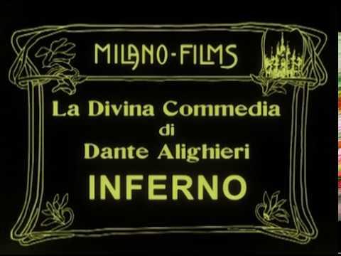 L'inferno (1911) FULL MOVIE w/LIVE SCORE (2016)