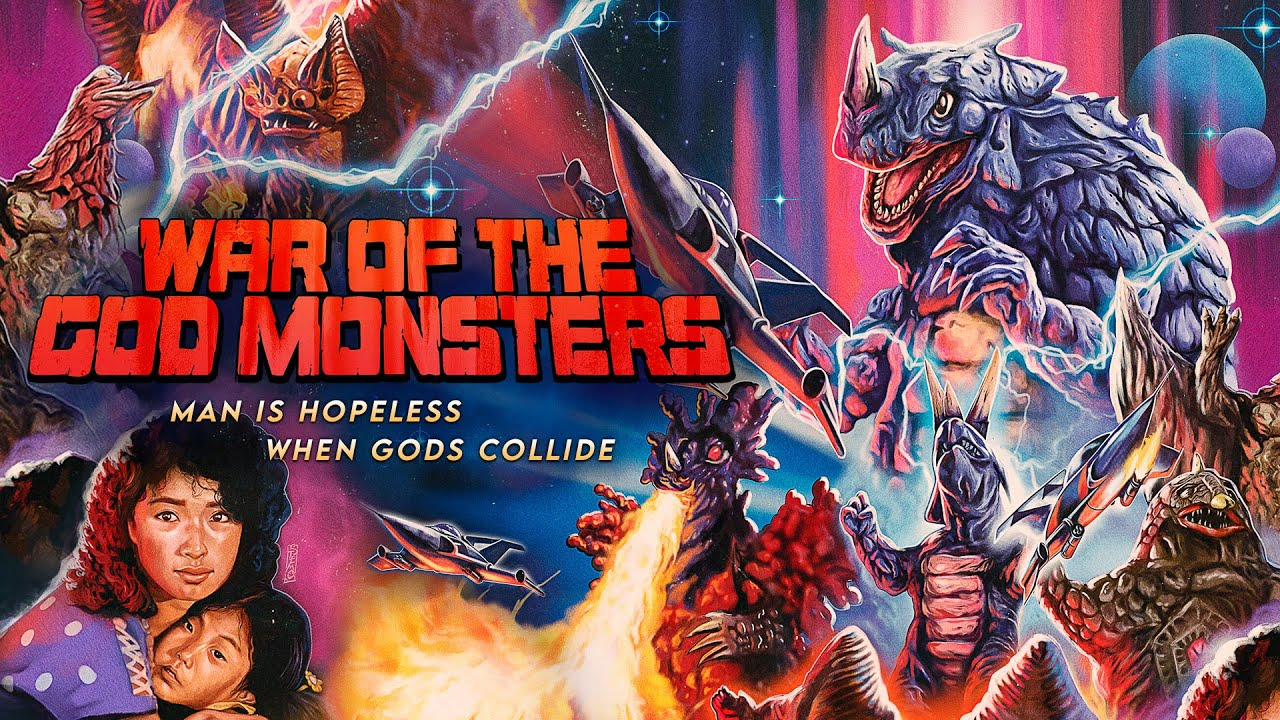 War of the God Monsters Wide Release Trailer