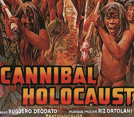Cannibal Holocaust 1988
