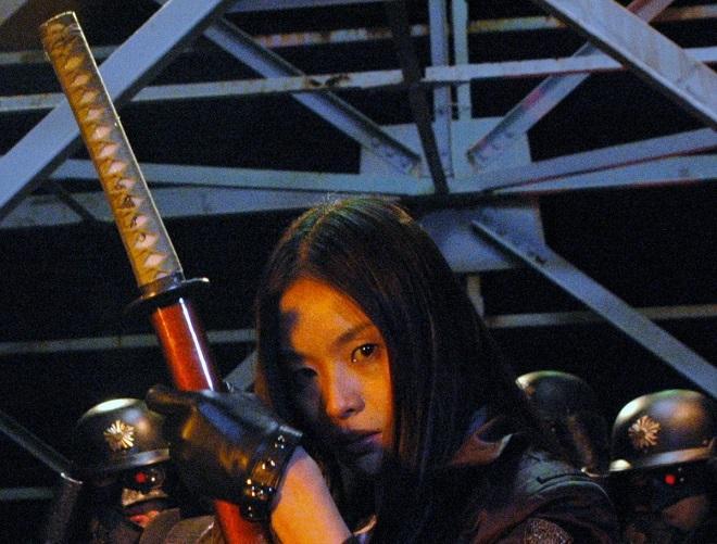 Tokyo Gore Police (2008) Eihi Shiina killcount