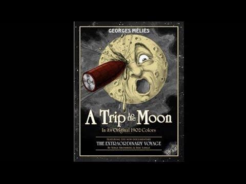 A Trip to the Moon  by George Méliès 1902. Ad Free