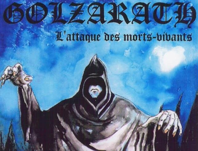 Golzarath - l'attaque des morts-vivants Super-8 Zombie Film (1998)