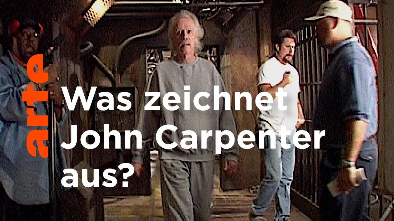 Grusel und Horror vom Feinsten: John Carpenter | Doku | ARTE