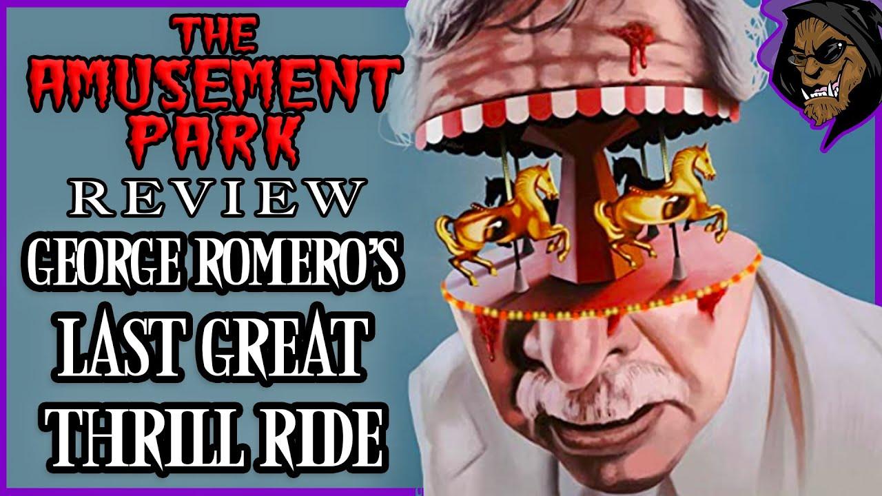 THE AMUSEMENT PARK (1973) Review | George Romero's Lost Horror Film