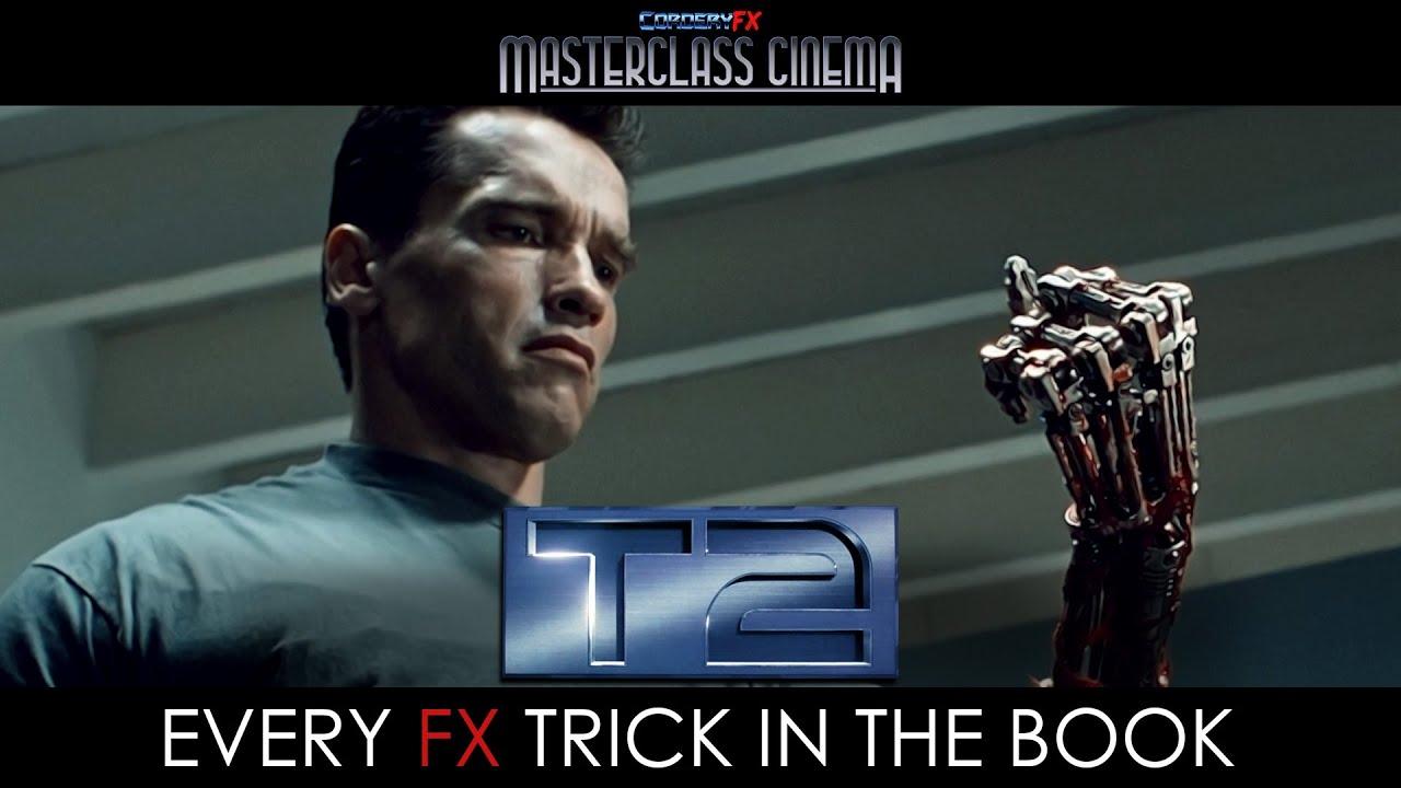Terminator 2 (1991) - Every FX trick in the book l Ft. GodzillaMendoza