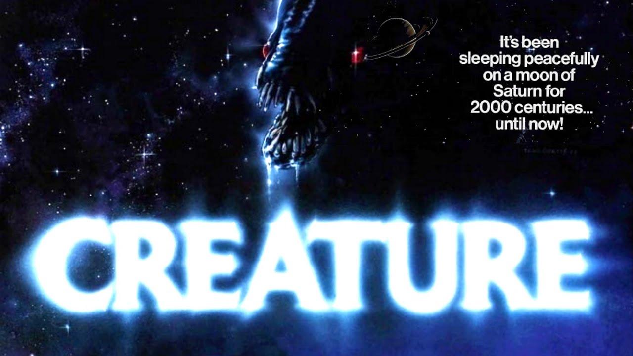 Creature - The Titan Find (1985) Horror, Sci-Fi Full Color Movie dt. UT