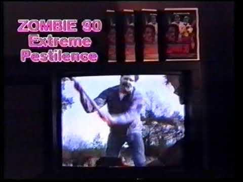 Andreas Schnaas / Reel Gore VHS promo trailer