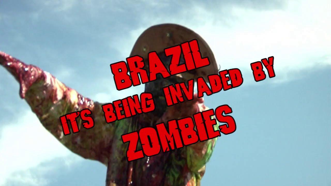 Trailer Zombio 2: Chimarrão Zombies (Brasil, 2013, longa-metragem)