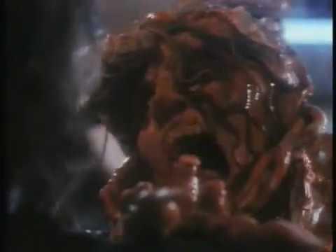 Rejuvenator (1988) melting scene