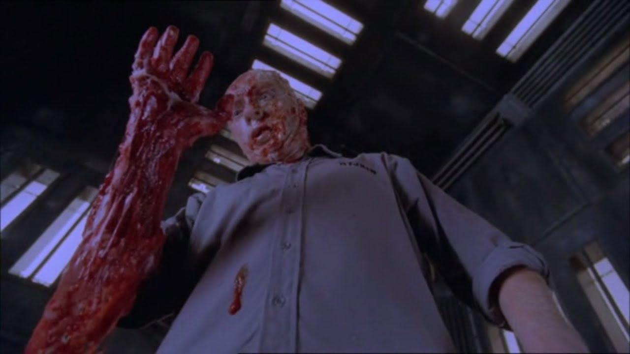 Cube Zero (2004) melting scene