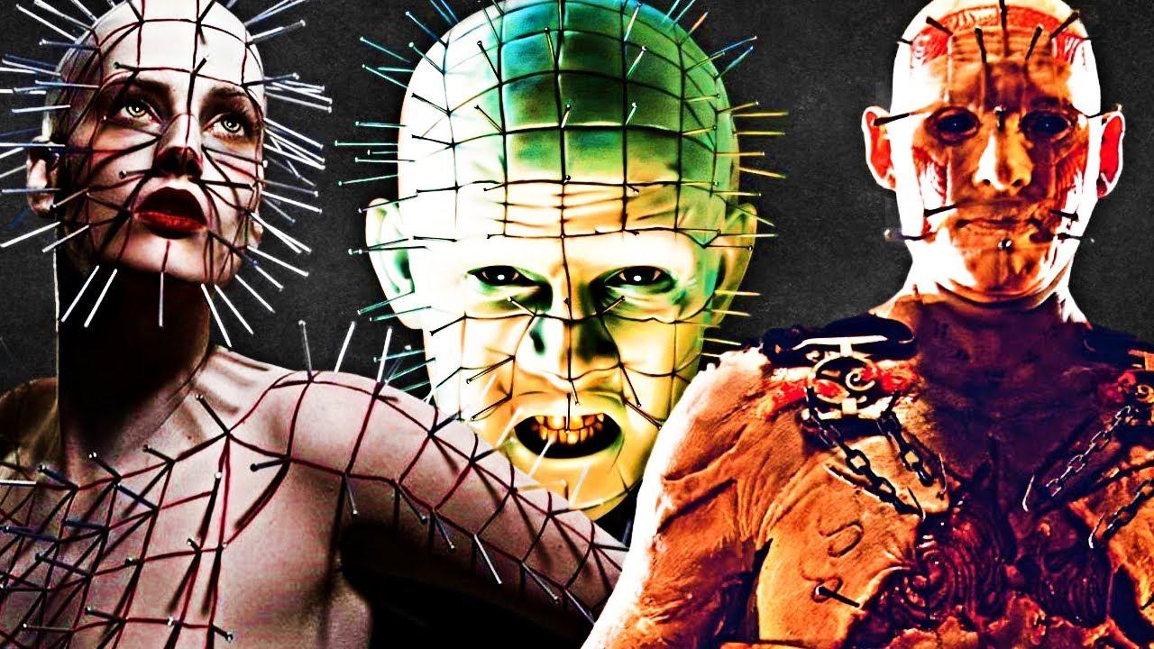 World Of Flesh And Pleasure - All 10 Hellraiser Films Explored - Horrifying World Of Clive Barker!