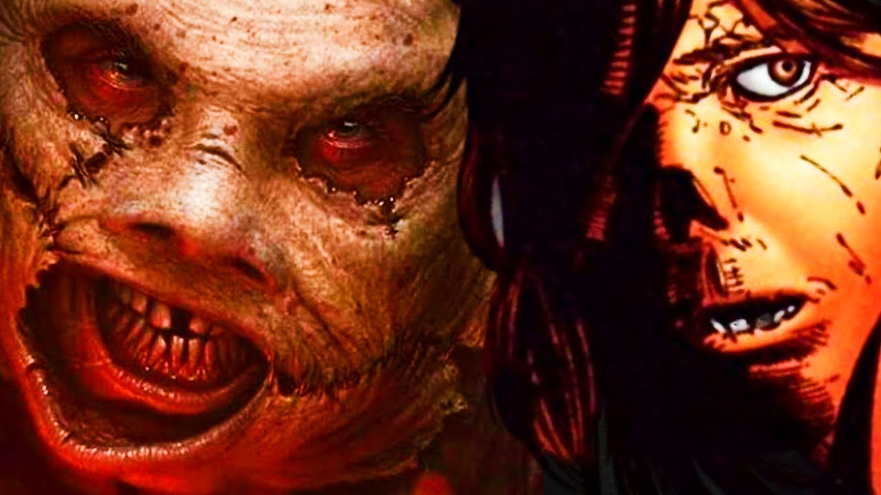 Hair-Raising Origin Of Leatherface - Man With Skin Deformity To Monstrosity - Explained