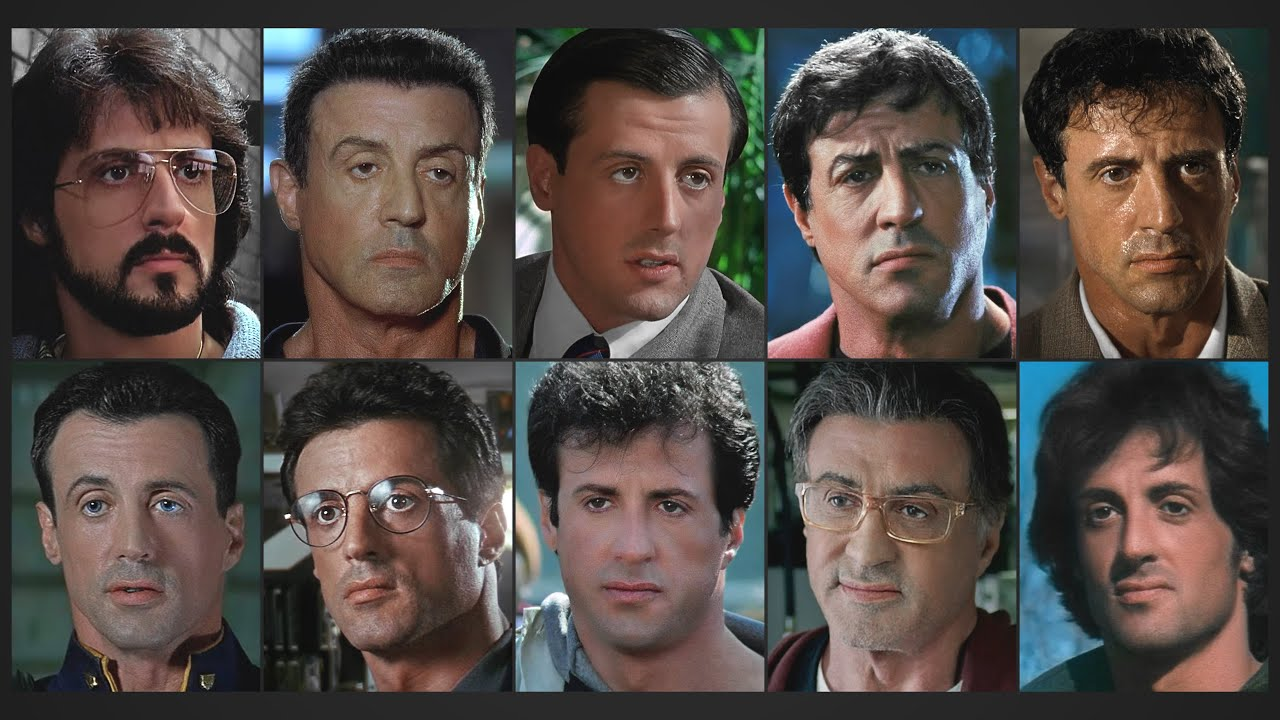 Sylvester Stallone 1970-2021 | Fast Filmography