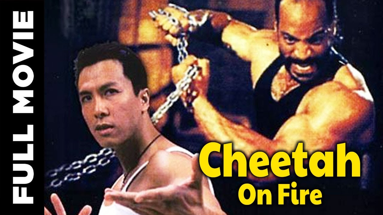 Cheetah on Fire | Hollywood Kung Fu Movie | Full HD Martial Arts Action Movie