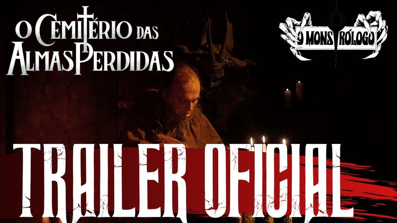 O CEMITÉRIO DAS ALMAS PERDIDAS - TRAILER OFICIAL