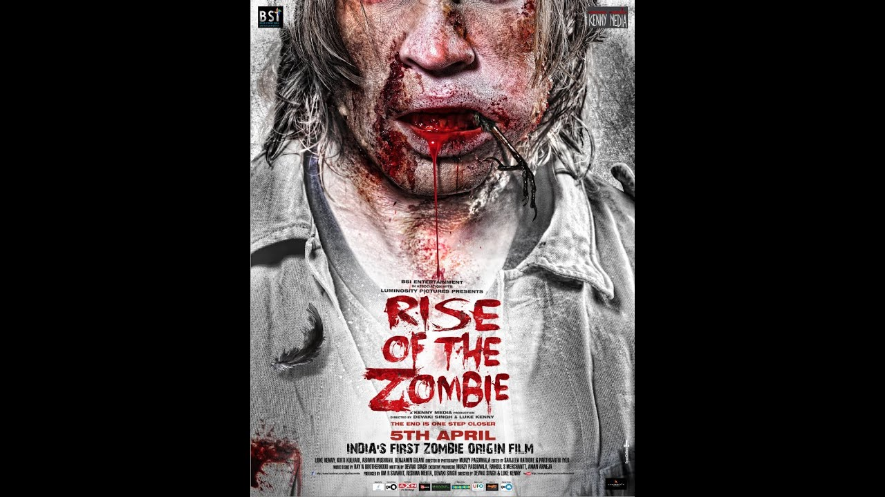 Rise of the Zombie - Trailer 5th April 2013