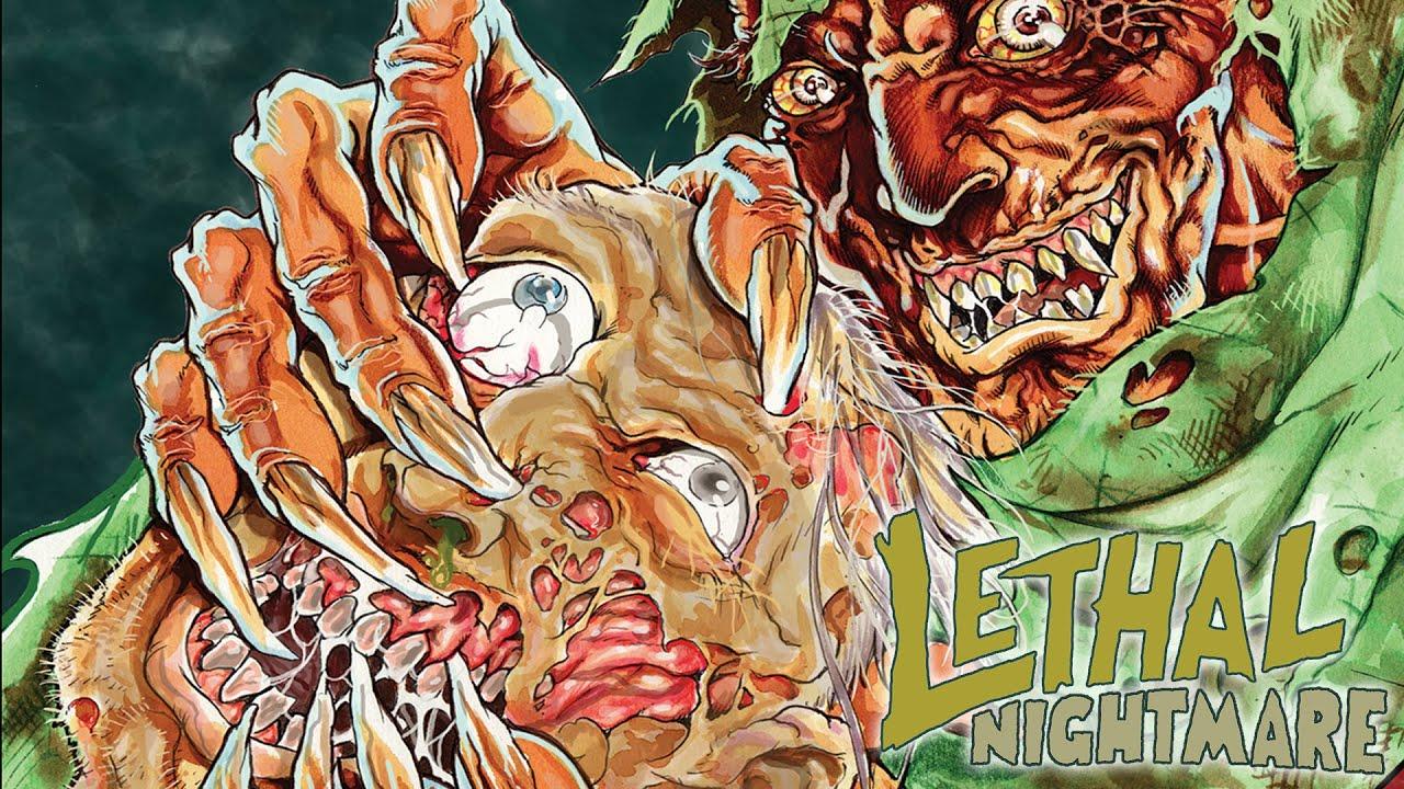 Lethal Nightmares Trailer