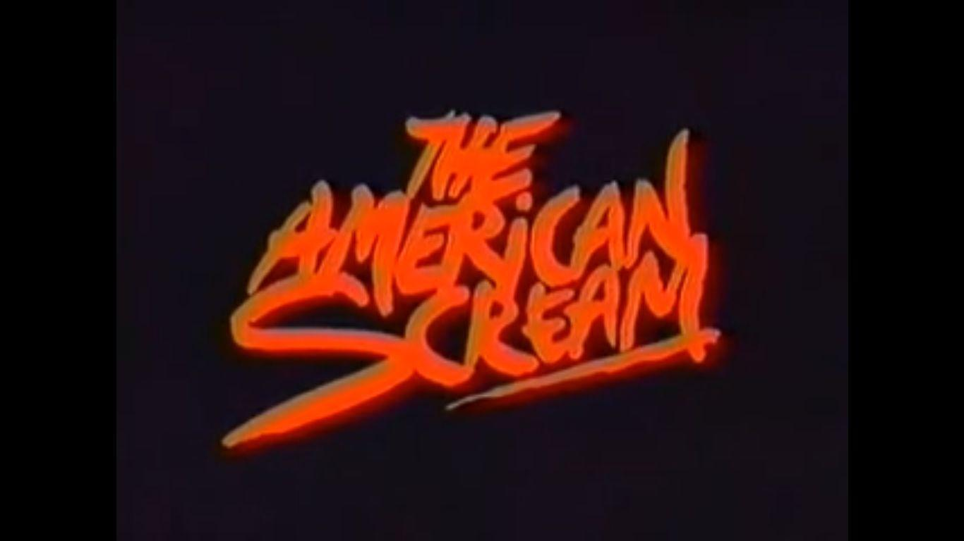 The American Scream (1988) Mitchell Linden Rare & Obscure