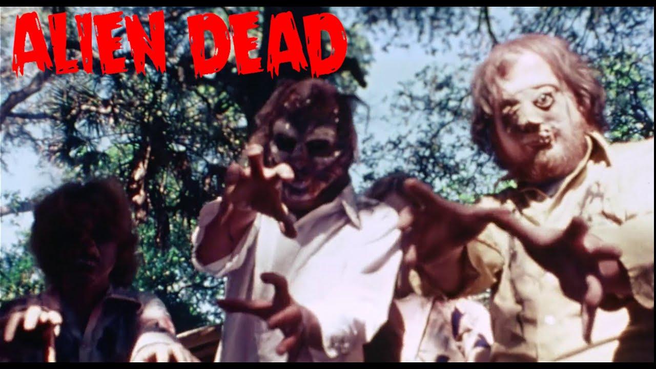 The Alien Dead (1980) Full Horror Movie