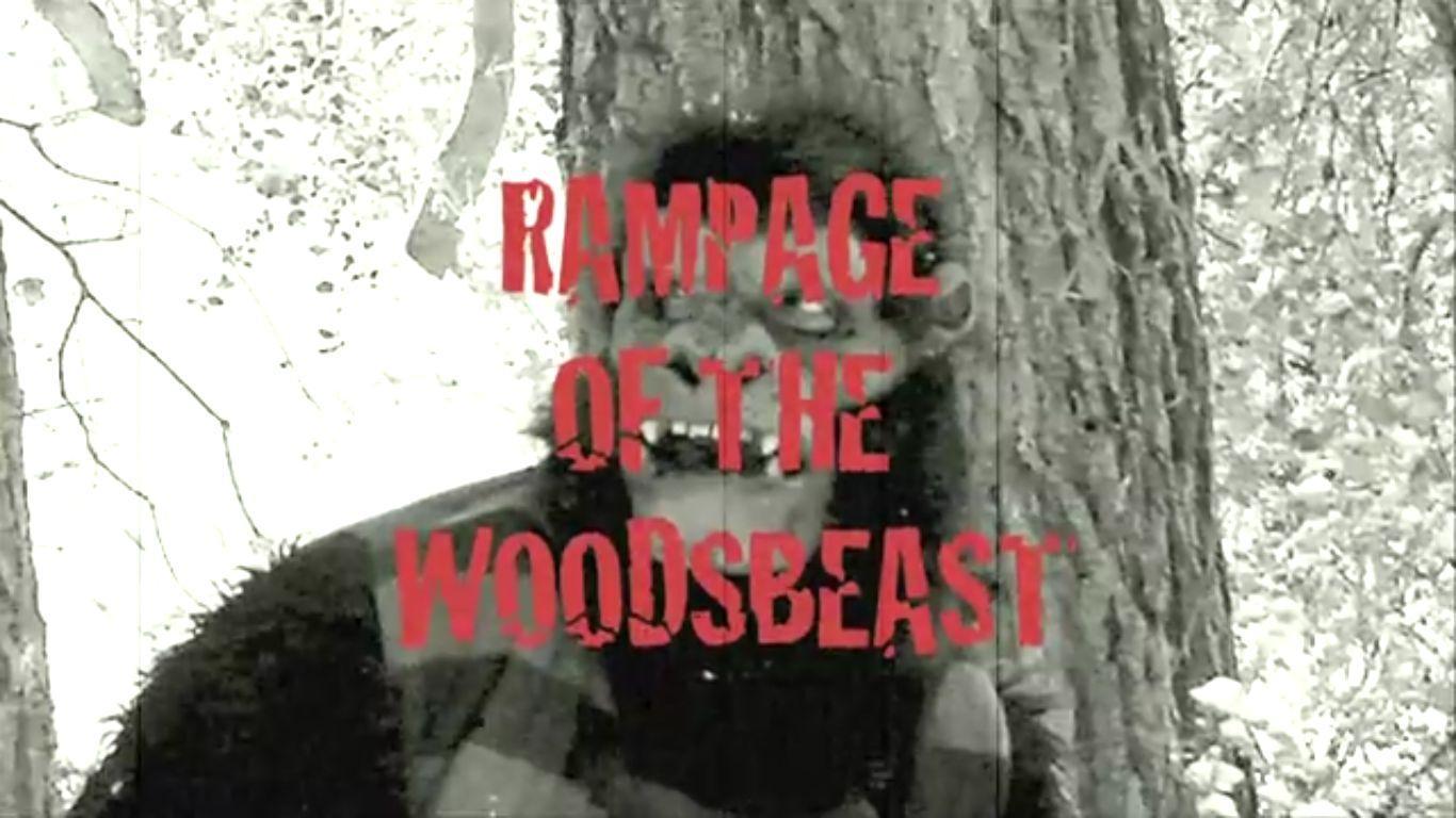 Rampage of the Woodsbeast Trailer