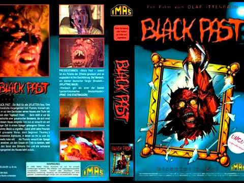 Black Past (VIDEORIP / Splatter / 1989) - Main Theme (Director's Cut version)