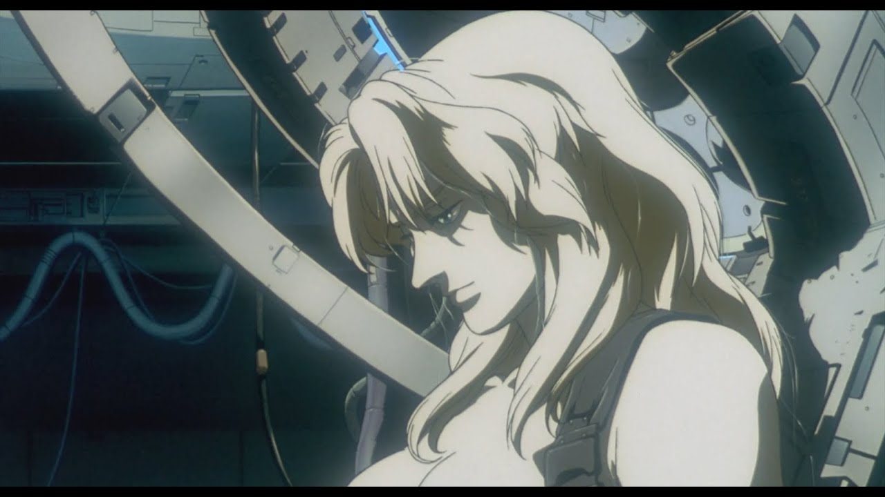 Ghost in the Shell - Project 2501 and Kusanagi