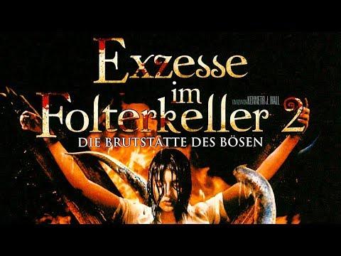 Exzesse im Folterkeller 2 - Die Brutstätte des Bösen (2004) [Horror-Komödie] | Film (deutsch)