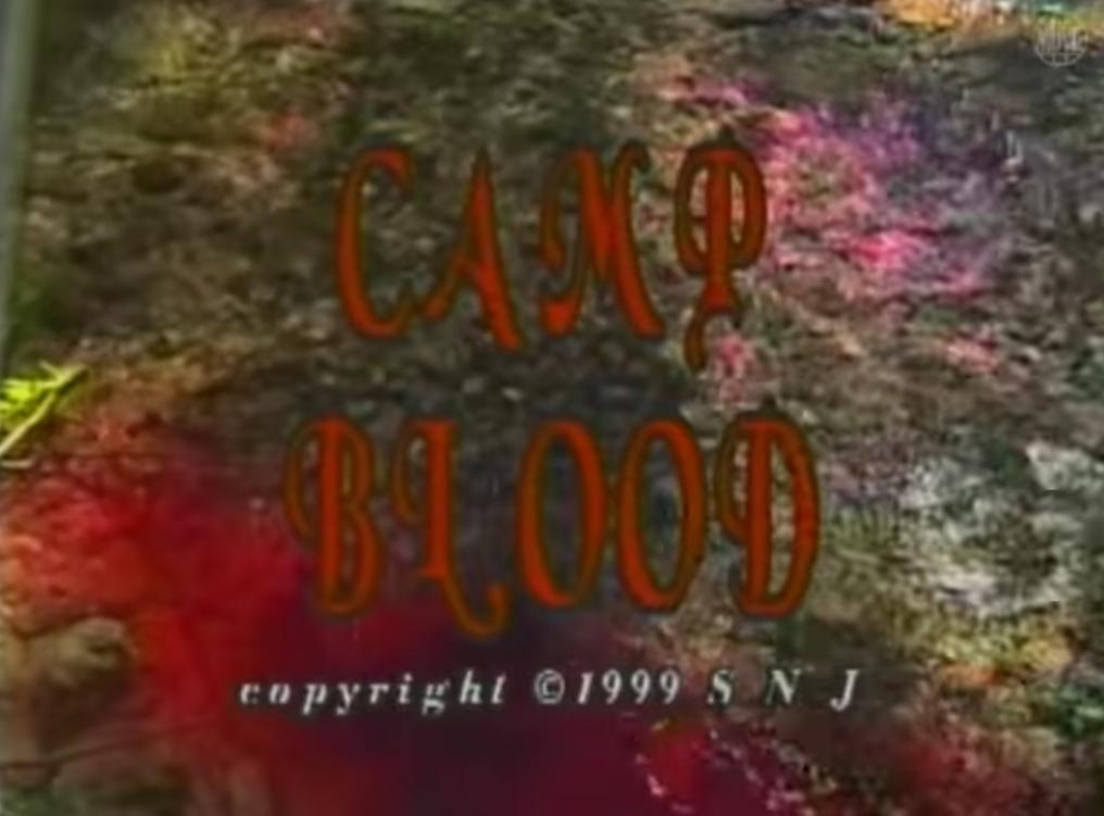 CAMP BLOOD (Clown of Fear 1)