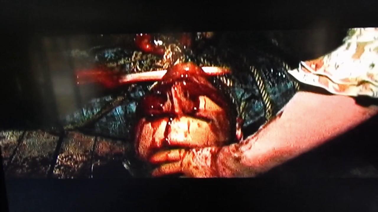 Timo Rose's Barricade (2007) Uncut VS Directors cut