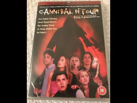 Cannibal Detour - Hell's Highway - Horror 2003 Rare Cult
