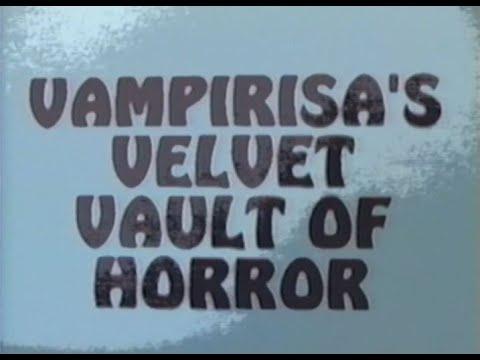S.O.V. Horror - Vampirisa's Velvet Vault Of Horror Trailer